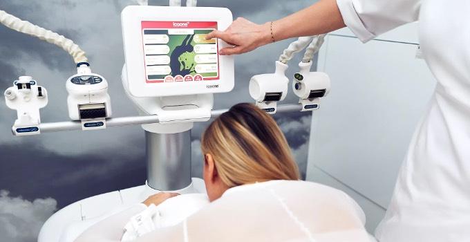 Вакуумный массаж лица на аппарате icoone отзывы показ женского белья моделями